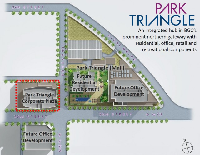 Park-Triangle-map